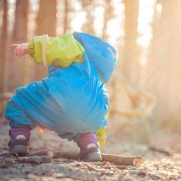 Pięć powodów, dla których nie warto wychodzić z dziećmi z domu