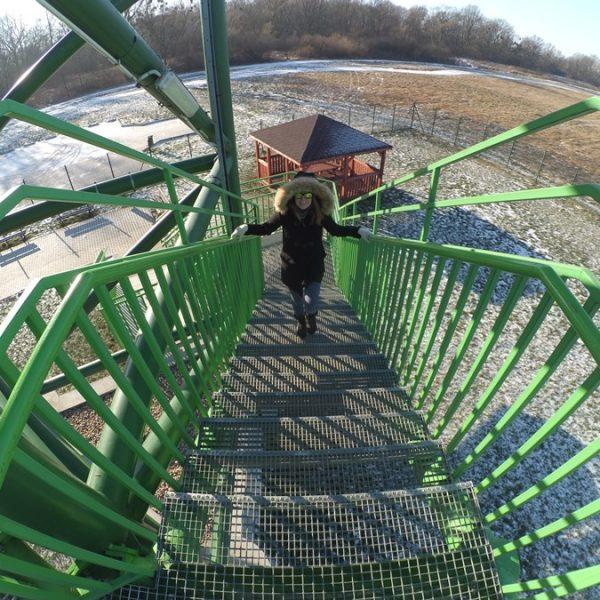 schody na wieżę w Kotowicach2