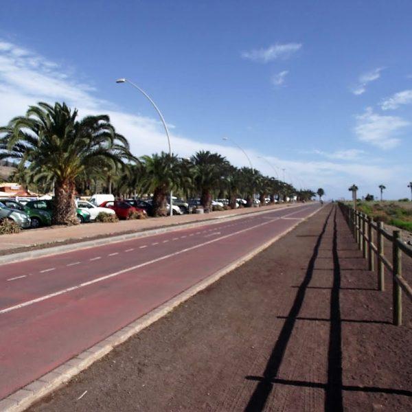Zbieraj się, Fuerteventura, deptaki