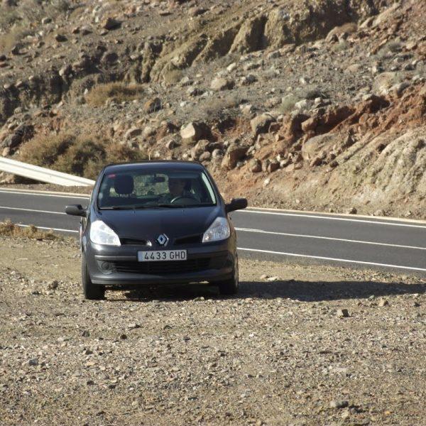 Zbieraj sie, Fuerteventura, Renault Clio