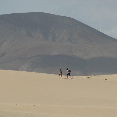 Zbieraj się, piaski pustyni