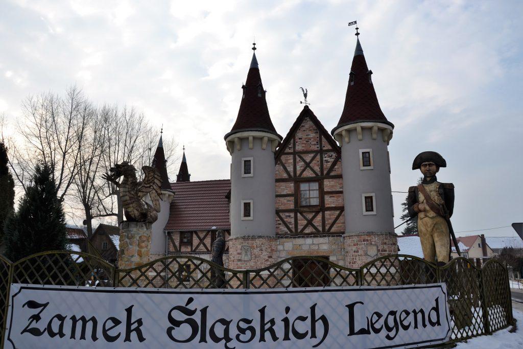 gdzie jechać z dzieckiem na Dolnym Śląsku i w okolicy -zbierajsie- Zamek Legend Śląskich
