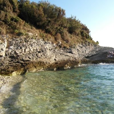 Chorwacja, Istria, Kamenjak, morze