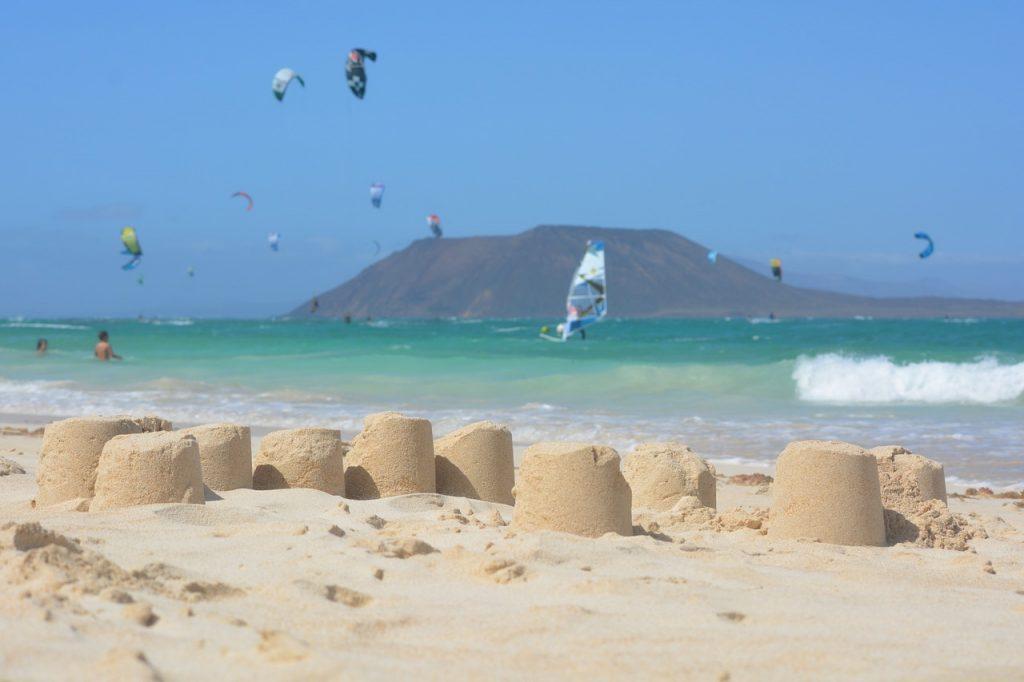 Zbieraj się, Fuerteventura, wyspa nie dla nudziarzy