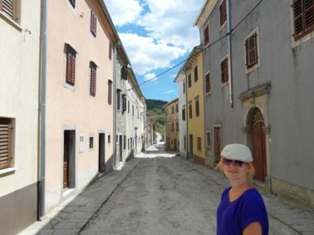 ulice Draguć
