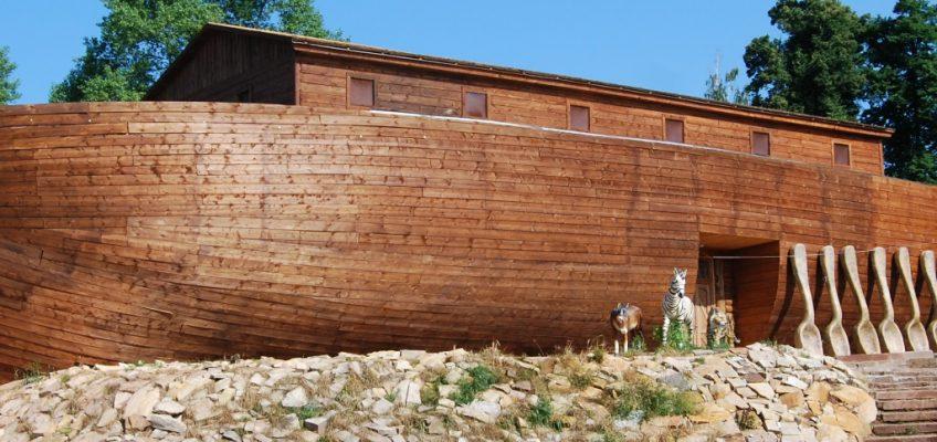Arka w Pławnej