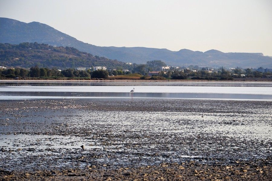 Atrakcje na Kos: jezioro