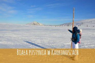 Karkonosze zimą: Kościół Wang – Lučni Bouda