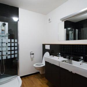 Łazienka w naszym pokoju