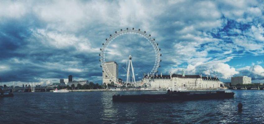 London eye, tamiza