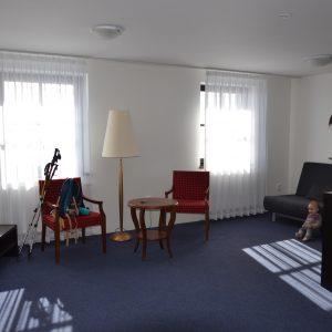 Pokój dzienny w naszym studio / pokój standardowy