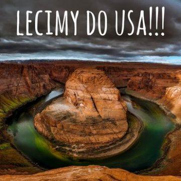 USA west trip – od pomysłu do realizacji (dzień 0)