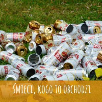 Bo kosz był za daleko, a śmieci za ciężkie – dlaczego zostawiamy śmieci w lesie?