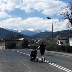Bieg z widokiem na Karkonosze, Jeleniogorska Dziesiatka, Zbierajsie.pl