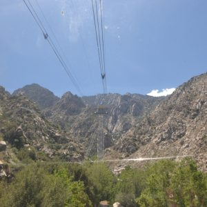 Aeria Tramway Palm Springs