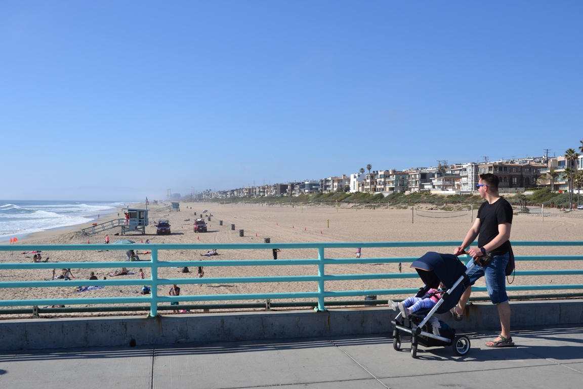 Manhatan Beach, LA, Zbierajsie.pl