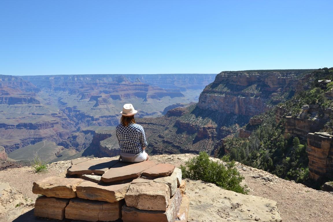 Wielki Kanion Kolorado, Zbierajsie _ samotna