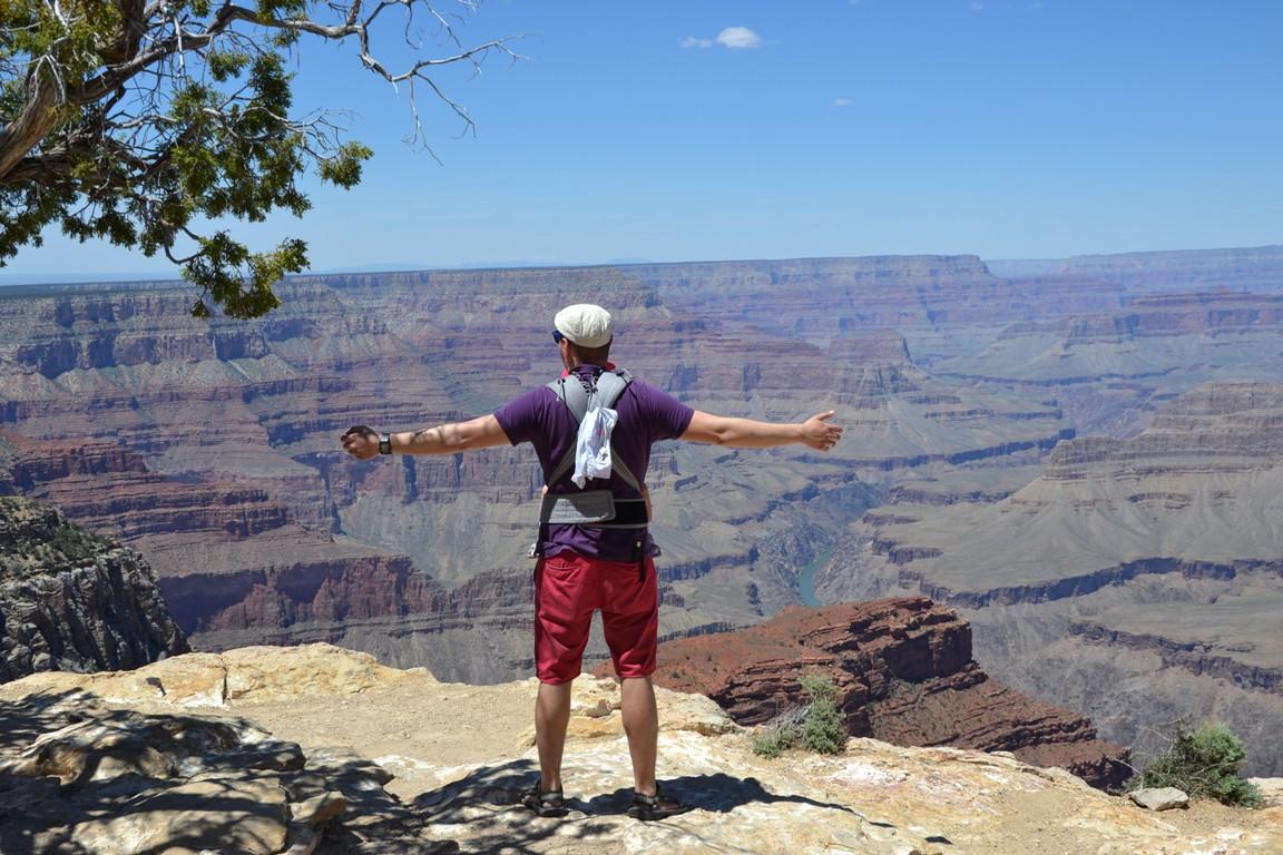 Wielki Kanion Kolorado, Zbierajsie_ Jacek kontempluje