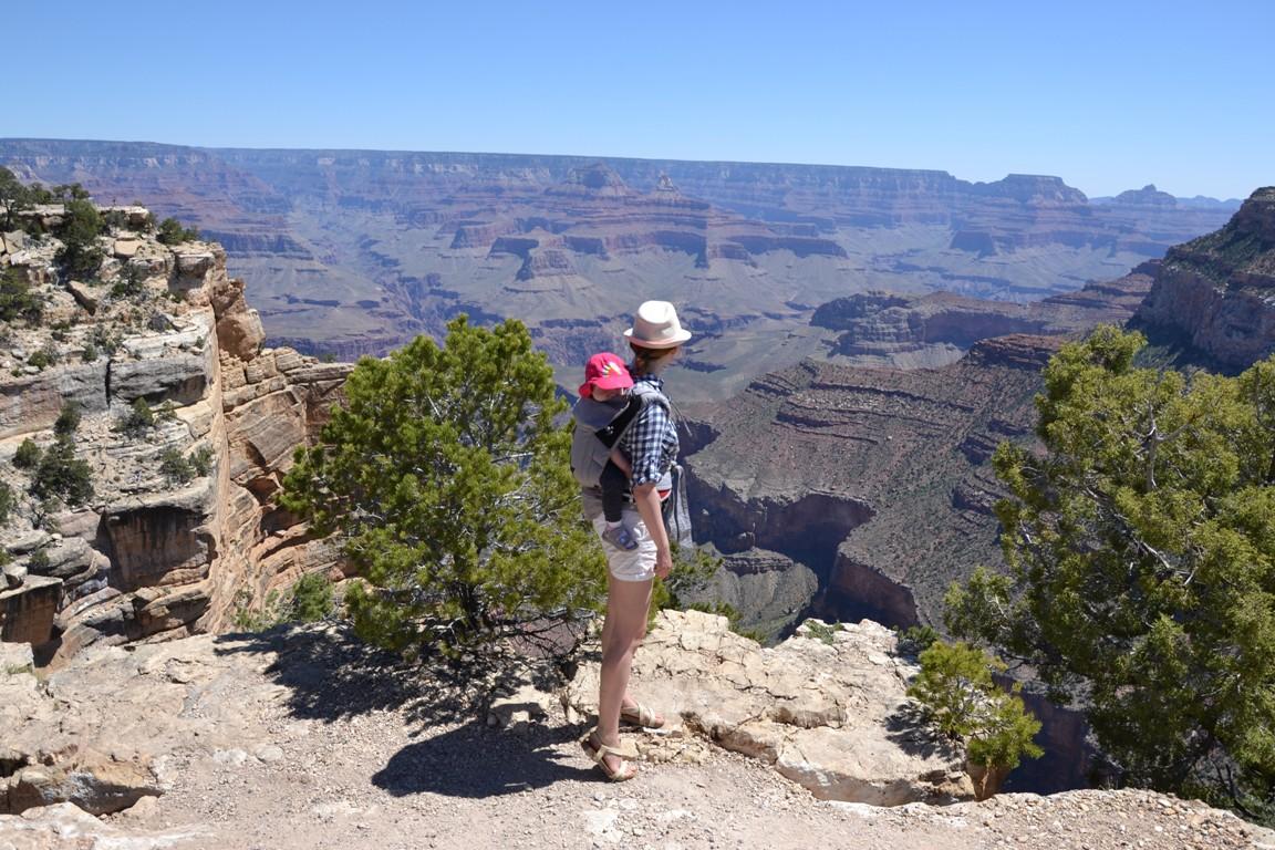 Wielki Kanion Kolorado, Zbierajsie_ dziecko w nosidle