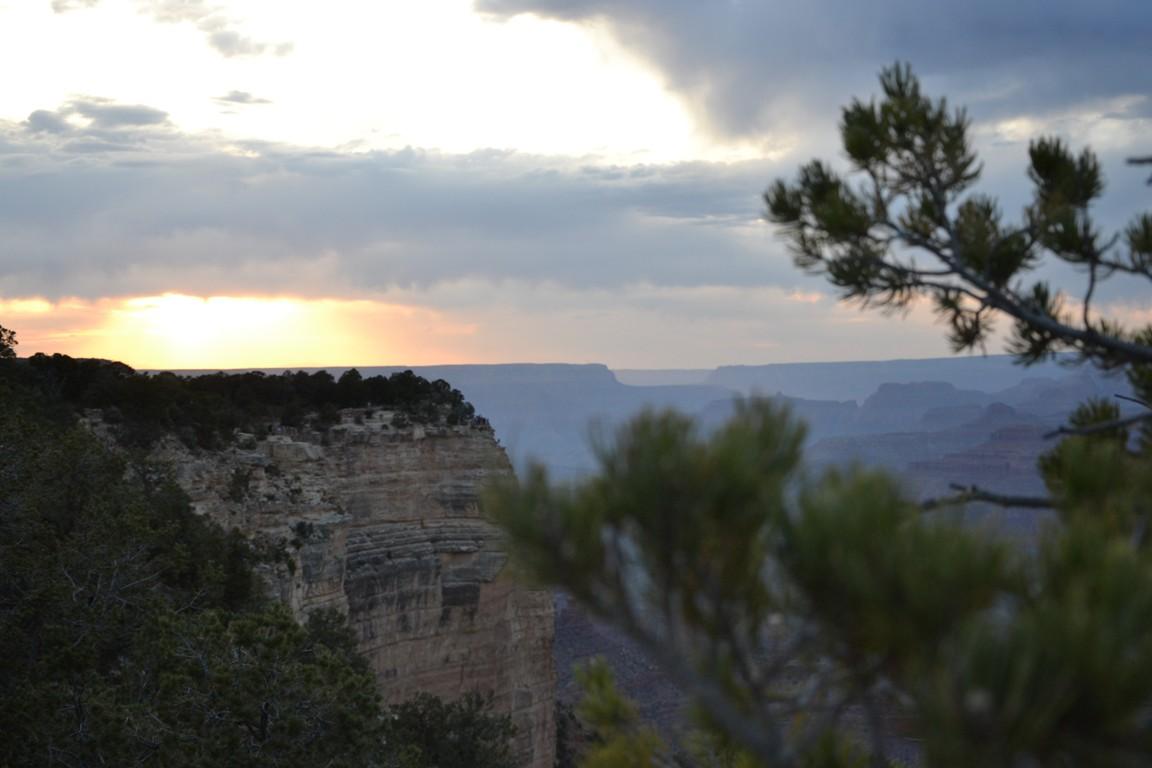Wielki Kanion Kolorado, Zbierajsie_zachód