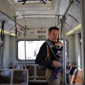 autobus San Francisco