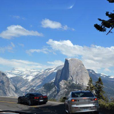 park yosemite, zbierajsie.pl Glacier Point