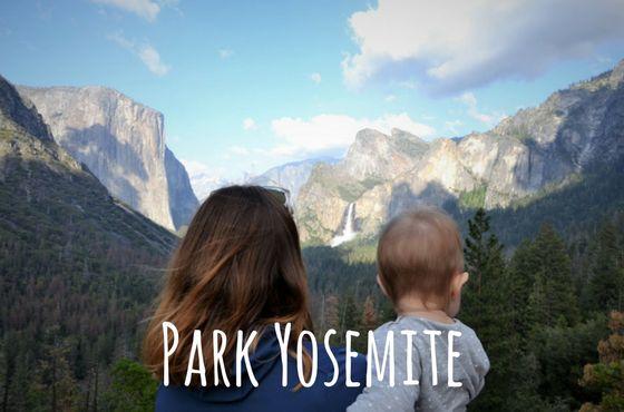 Yosemite – kraina wodospadów, dzień 9
