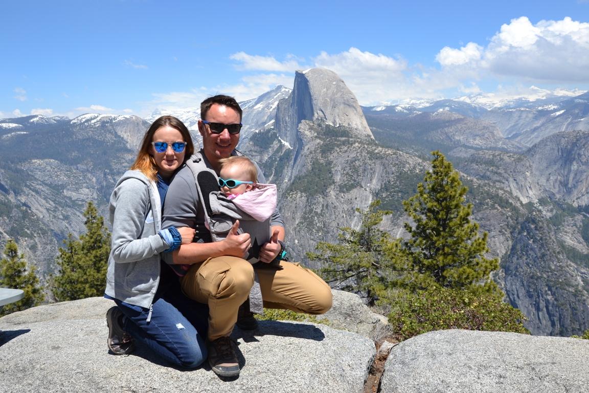 Zbieraj się,Yosemite