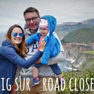 Zamknięta trasa Big Sur – dzień 13-14