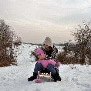 karmienie piersią zimą