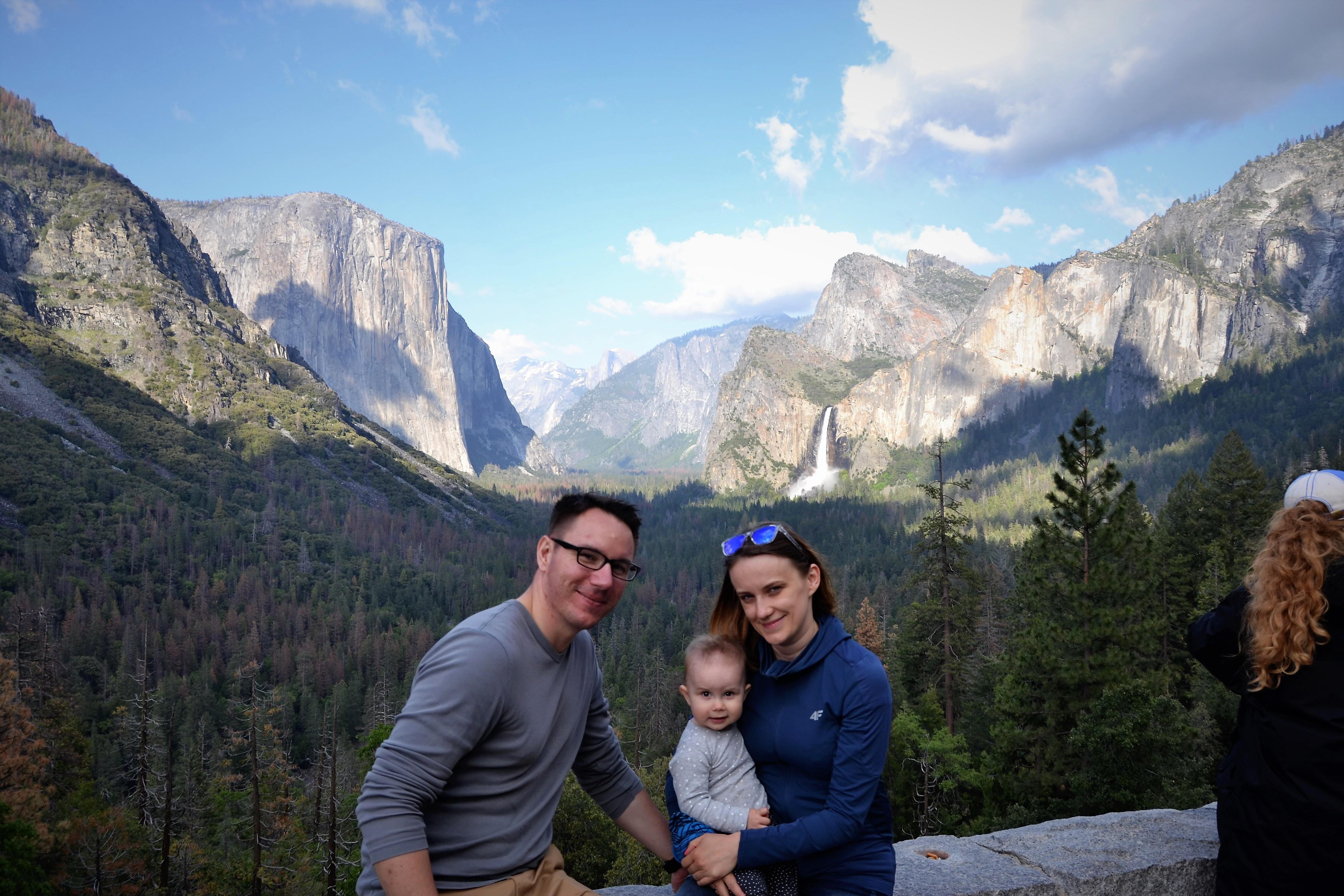 Zbieraj się, Yosemite