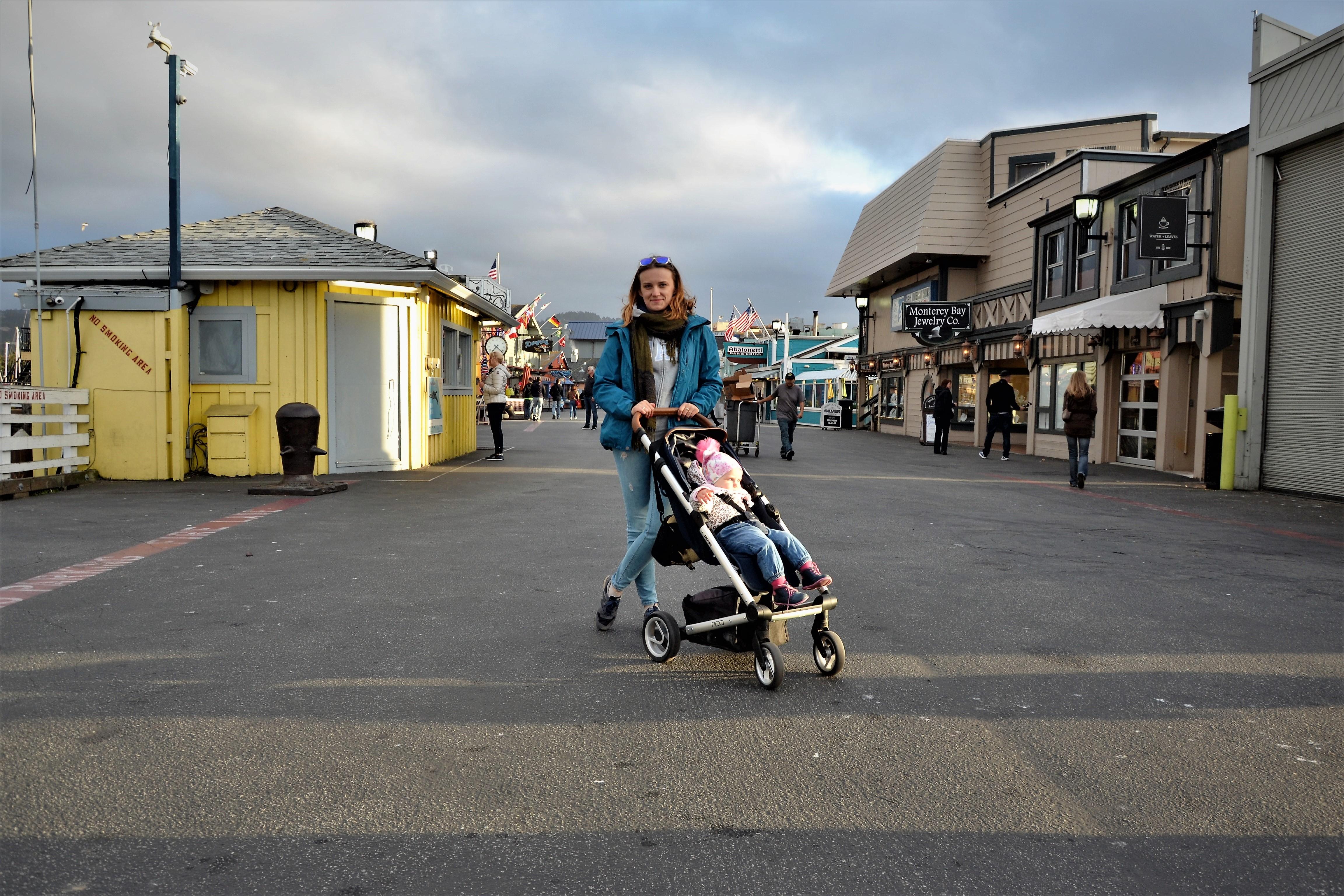 Monterey, Kalifornia, Zbierajsie