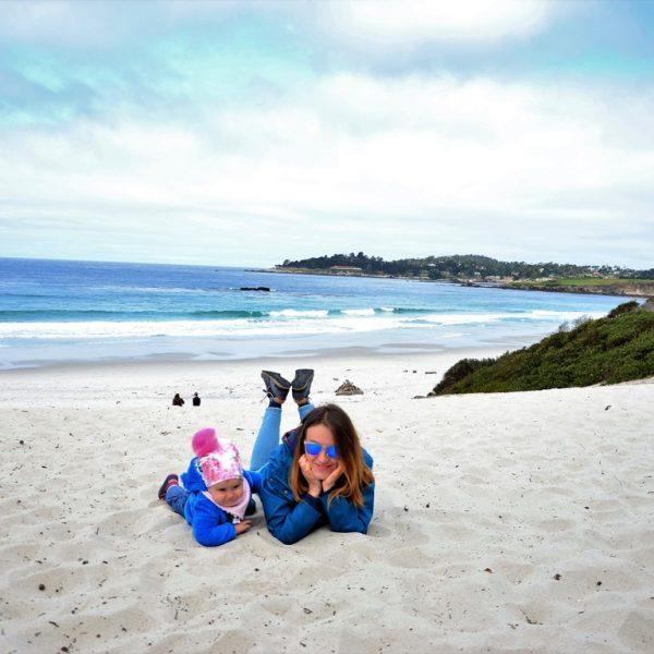 plaża kalifornia zbierajsie