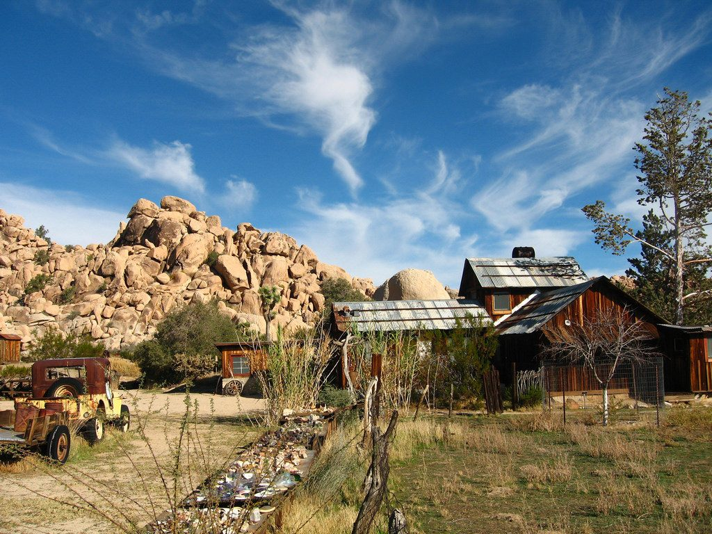 Park-Narodowy-Joshua-Tree-co-zobaczyć-desert-queen-ranch-NPSRobb Hannawacker (3)