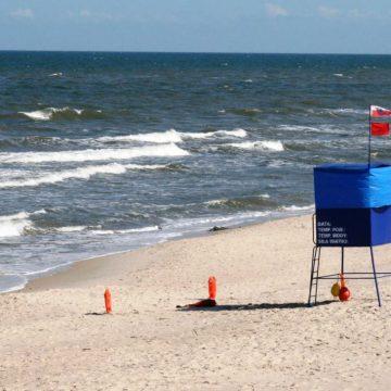 Uwaga! rekiny i piraci! Czyli kiedy nie wchodzić do wody