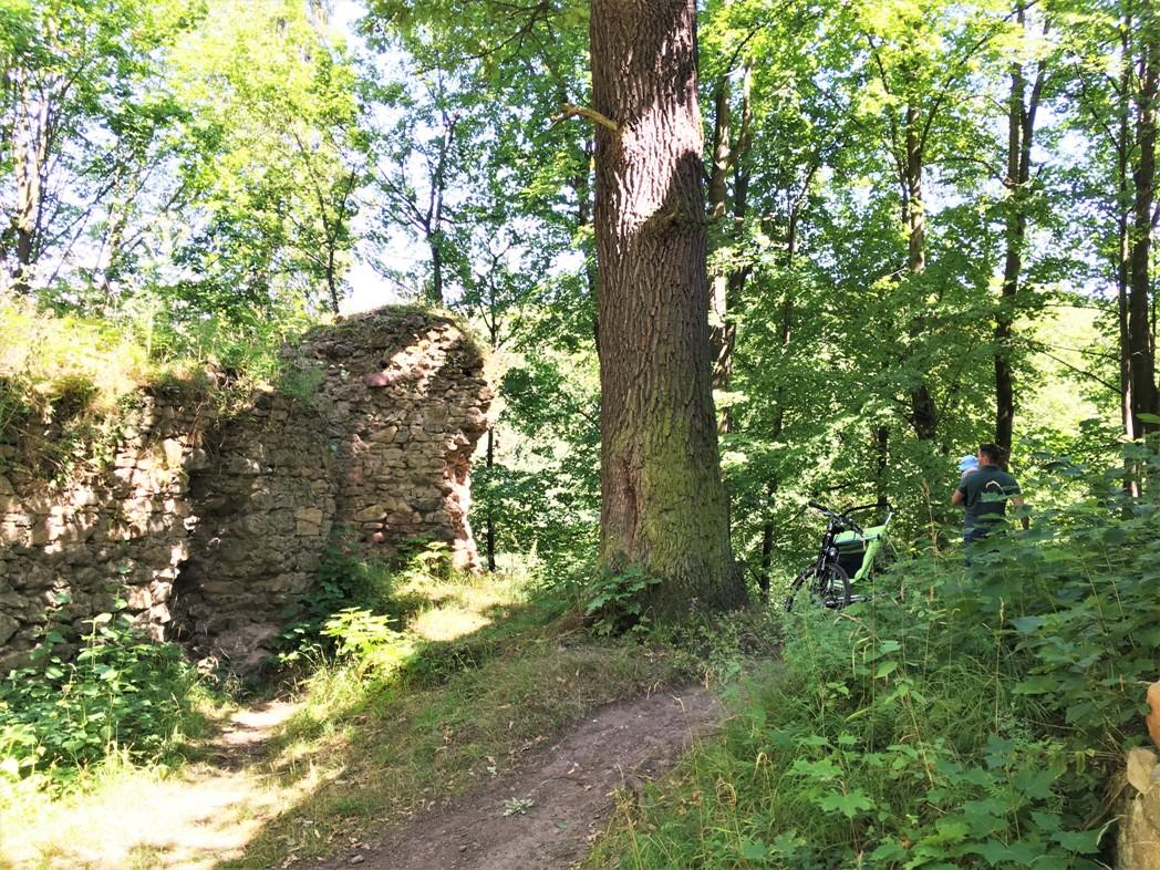walbrzych-zamek-cisy-zbierajsie-rowery-z-dzieckiem (5)