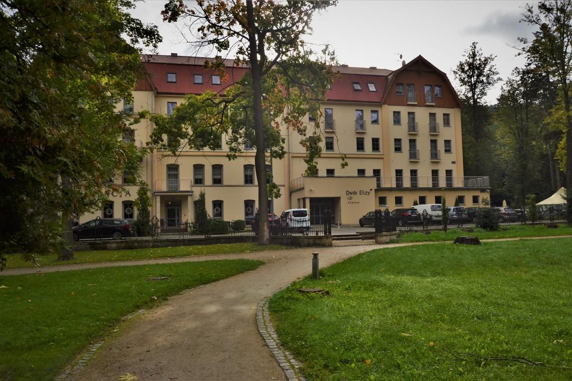 Hotel dla dzieci irodziców – Spa Medical Dwór Elizy wKotlinie Kłodzkiej (146)