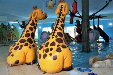 Czy warto chodzić z dzieckiem na basen w niedzielny poranek?