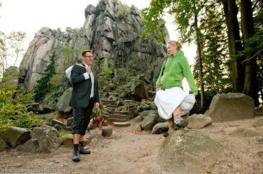 7 lat temu był nasz ślub – sentymentalny spacer na Sokolik