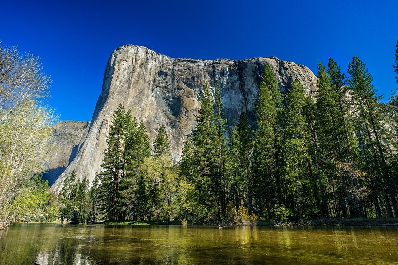El Captain, Yosemita-min