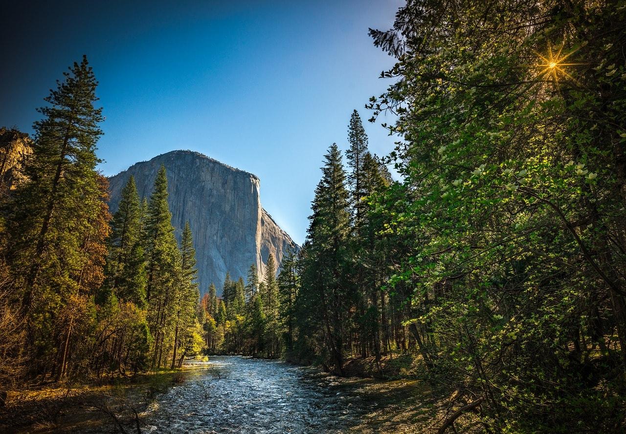 El Captain, Yosemite-min