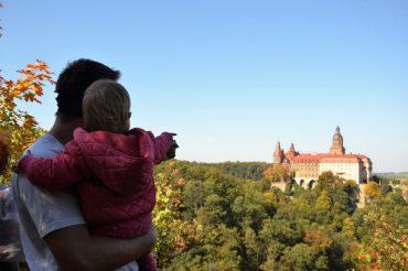 O złotym pociągu CISZA, ale złote liście też są spoko – TOP 10 w Książańskim Parku Krajobrazowym