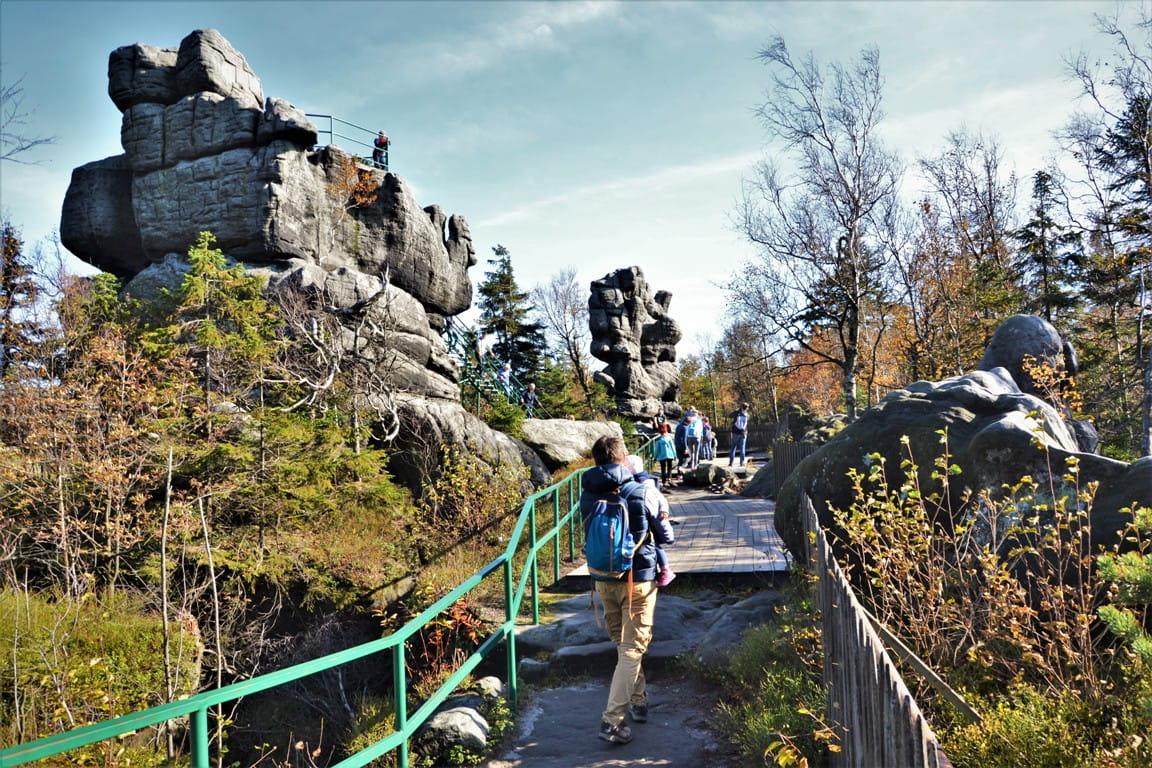 park narodowy gor stolowych, szczeliniec, zbierajsie (232)