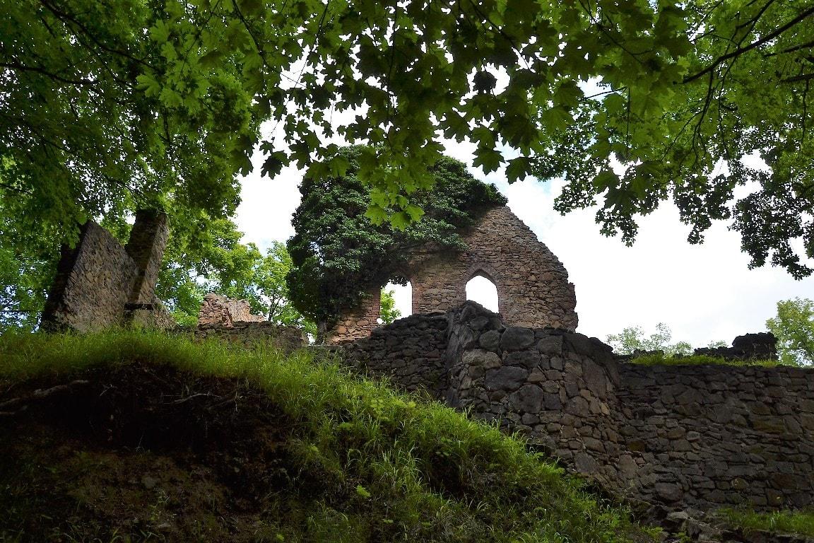 the castle run_Stary Książ