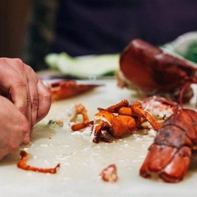 Może kraba? Restauracja Babinicz/ Kompleks Dworzysko