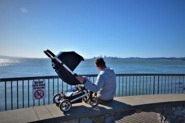 [TEST] Spacerówka Mutsy Nexo opinie – świetny kompan do podróży i miejskich spacerów