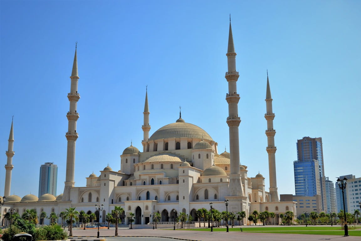 Fujairah autem_meczet Sheikh Zayed w Fujairah_zbierajsie (1)