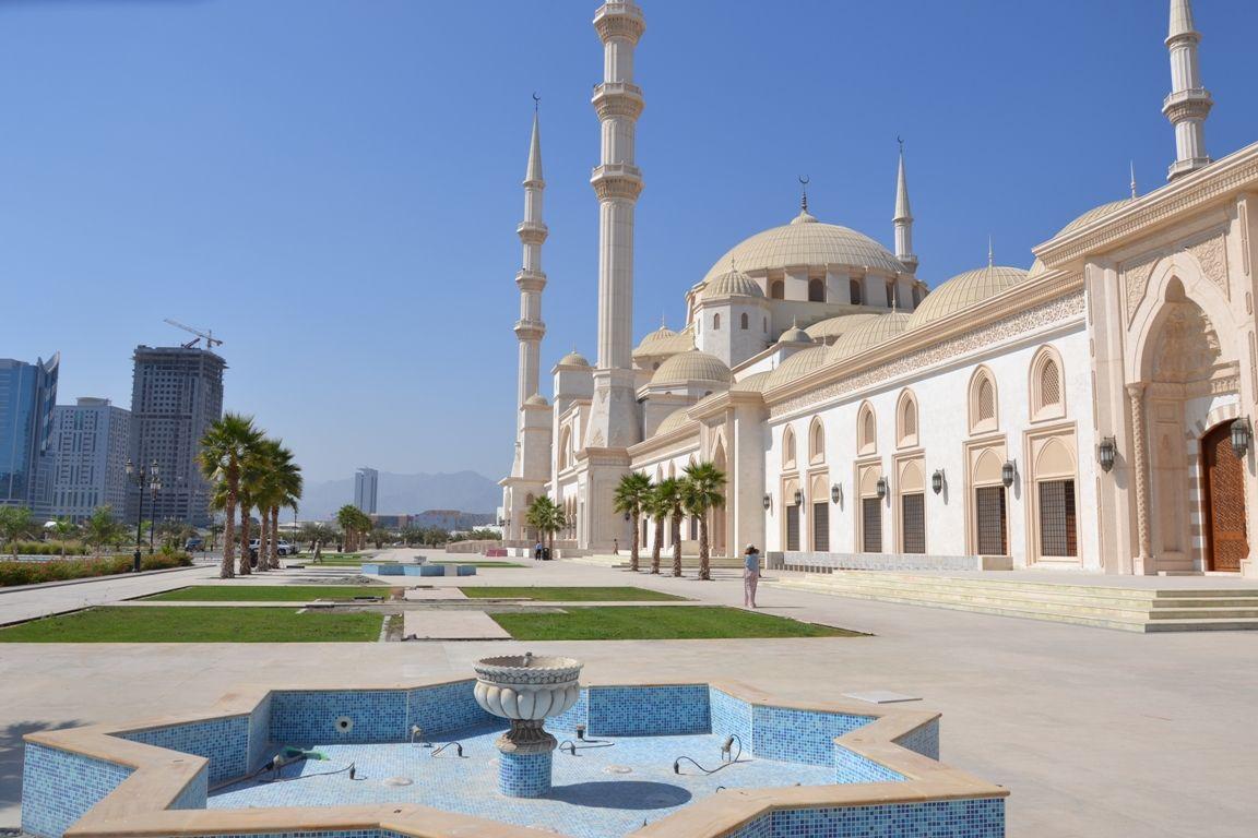 Fujairah autem_meczet Sheikh Zayed w Fujairah_zbierajsie (6)