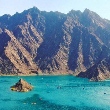 Czy Hatta Dam faktycznie jest takie ładne jak na zdjęciach i jak mieszkali Beduini – Slow driving po Emiratach część 3/3