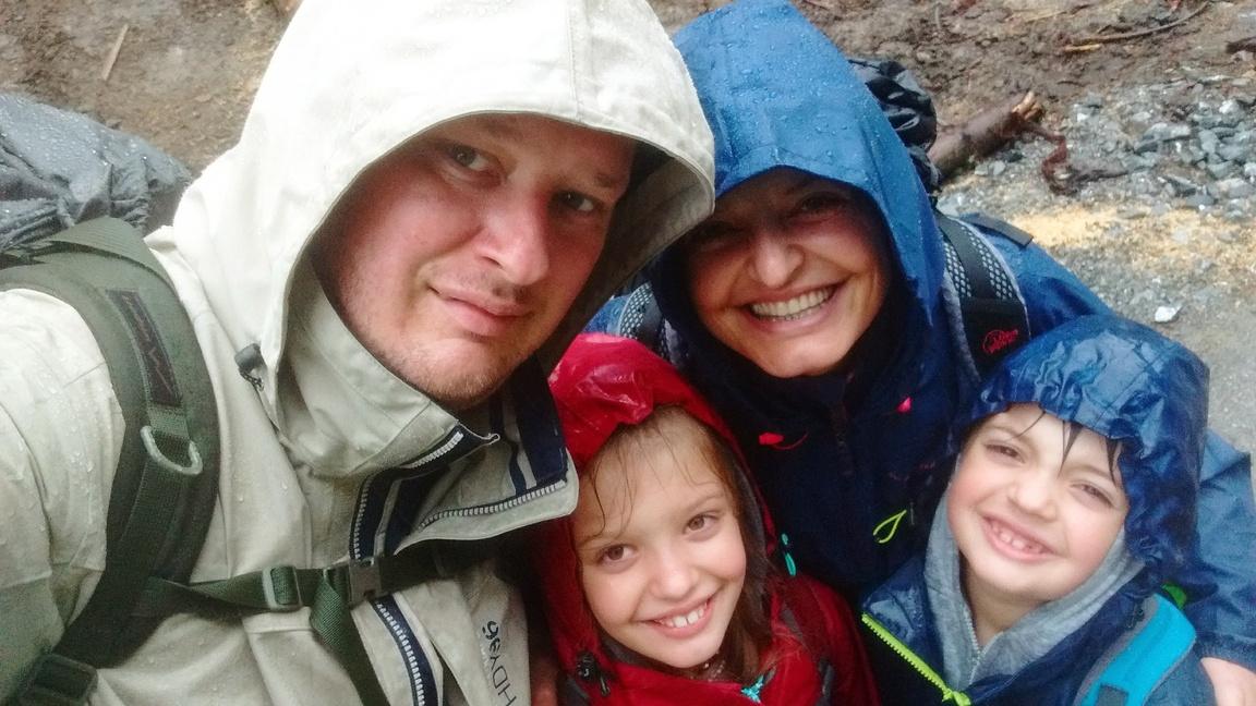 dziecko w górach, Nasza Krajoznawczo Górska Przygoda (2)